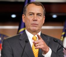 JOHN BOEHNER-AP PHOTO