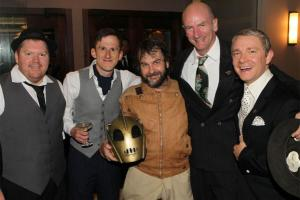 rocketeer unmasked iwth cast