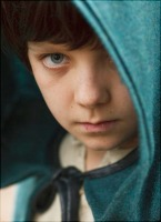 Asa Butterfield Mordred