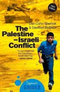 palestine-israeli-conflict-3rd-edition-beginners-guide-dan-cohn-sherbok-paperback-cover-art
