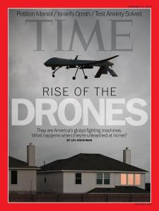 Rise of the Drones by Lev Grossman