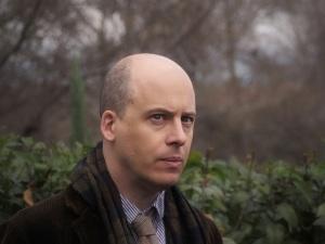 Austin Grossman author photo