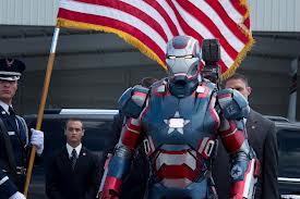 Iron Patriot from IM3