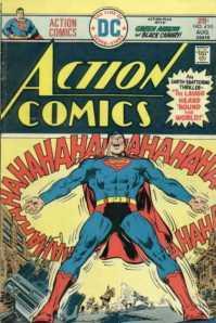 superman laughing