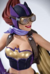 Batgirl bombshell statue