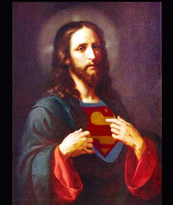 superman vs christ On friday, i ran part one of this two-part look at how superhero movies have  helped hollywood revive the biblical film genre today, i continue.