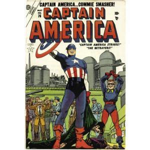 Captain America 1954