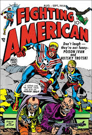 Fighting American cover
