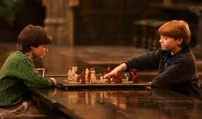 Harry vs. Ron chess