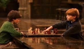 Harry vs. Ron chess