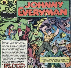 World's Finest Johnny Everyman