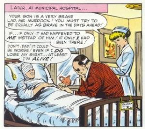 Daredevil origin story