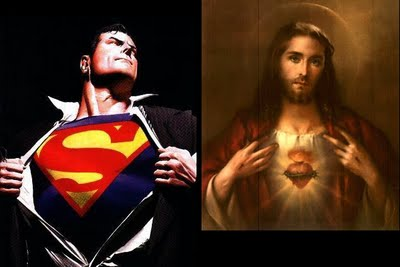 superman vs christ essay