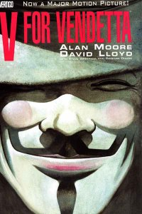 V-Comic-Cover