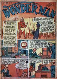 wonderman origin
