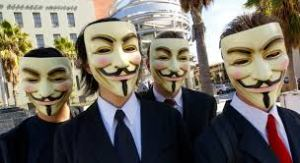 anonymous guy fawkes masks