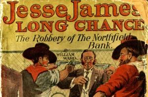 Jesse James dime novel