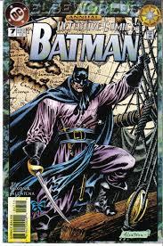 captain leatherwing batman