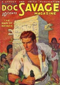 doc savage magazine 1