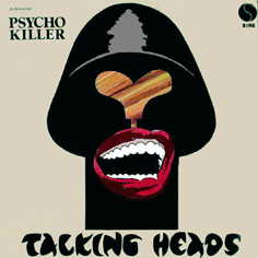 talking heads psycho killer