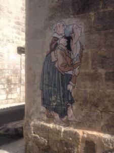 angouleme mural.