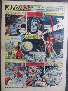 Atomas, Mon Journal 71