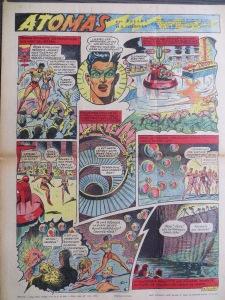 Atomas, Mon Journal 77