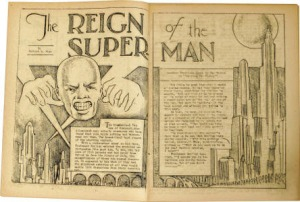 1933 reign of the superman