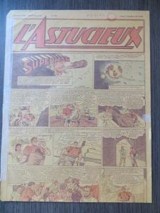 angouleme day 2, comics research 135