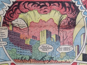 Atomas, Mon Journal 80 city explodes