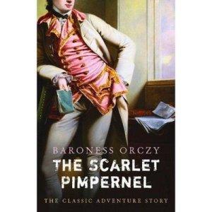 scarlet pimpernel cover