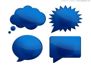 speech-bubble