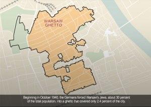 Germany warsaw ghetto uprising essay