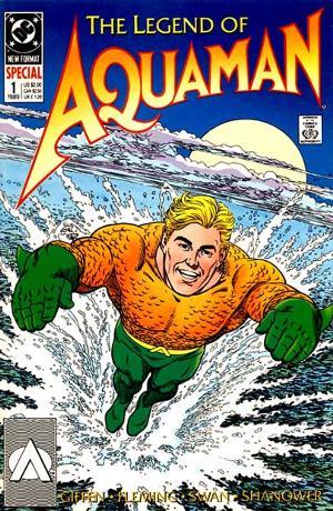300px-Aquaman_Special_1989
