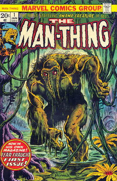 375px-Man-Thing_1_(1974)