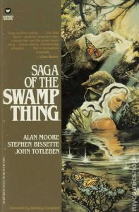 saga of swamp thing
