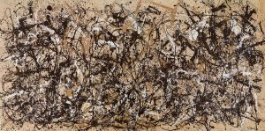 One: Number 31, 1950, Jackson Pollock
