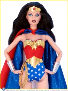 wonder barbie