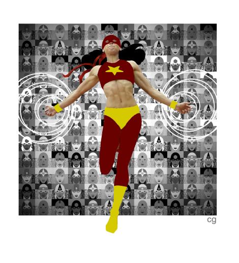 Ennis Superhero