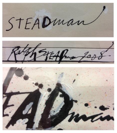 steadman-signatures
