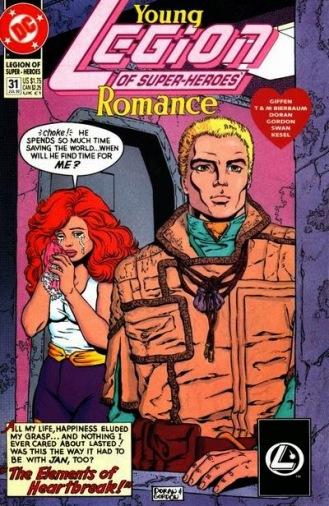 Image result for Legion of Super-Heroes element lad trans drug cover