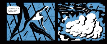 Image result for michael deforge stunt