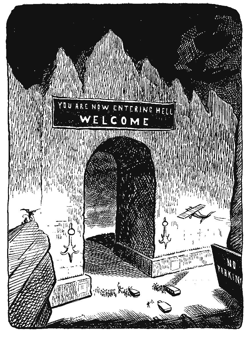 Art Young's Inferno — Cartooning Capitalism